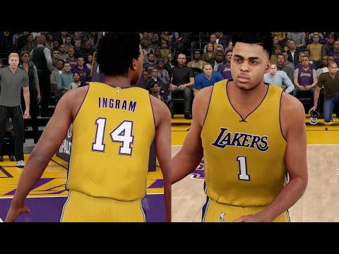 Why The Los Angeles Lakers Have A Very Bright Future | 2017 NBA