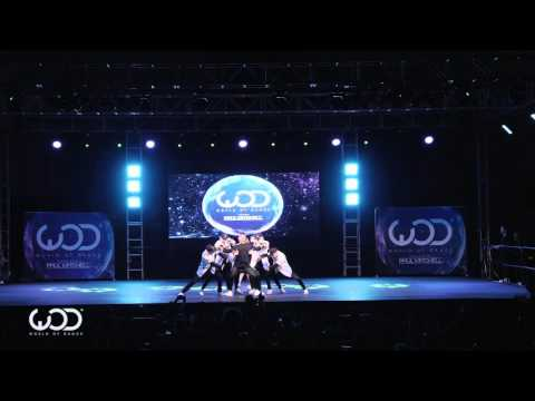 Royal Family @ World Of Dance 2015 | Clean Mix