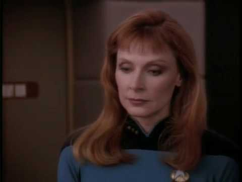 Dr. Crusher take command