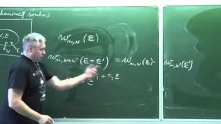 Statistická fyzika - Lekce 7.