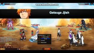 True Shikai Ichigo solo Hueco Mundo Attack