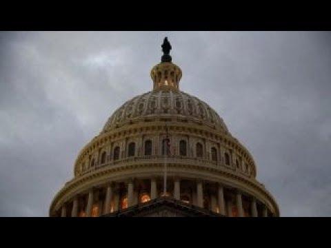 Congress approves $1.3T spending bill averting a government shutdown