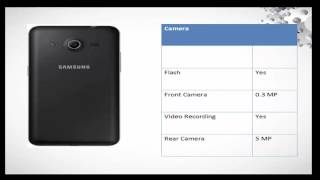Samsung Core 2- 4 GB Specification
