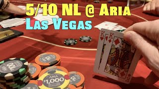 I Run So Hot In 5/10 NL w/Straight, Trips, and Big Pairs That It's Not Fair! Poker Vlog 157