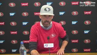 """49ers Coach Kyle Shanahan: Nick Mullens is """"ready to go."""""""