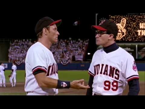 "Major League - ""Strike This Mother F***** Out - (HD) 1989"