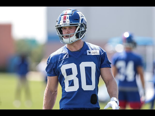 The Giants Guys Podcast 033 - Wide Receiver Alex Bachman