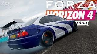 Attacke im Most Wanted M3! - FORZA HORIZON 4 FORTUNE ISLAND Part 16 | Lets Play