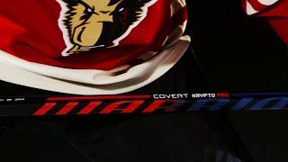 Source Exclusive: Warrior Covert Krypto Pro Hockey Stick (2018) | Source For Sports