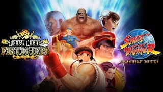 Friday Night Fisticuffs - Street Fighter 30th Anniversary Collection