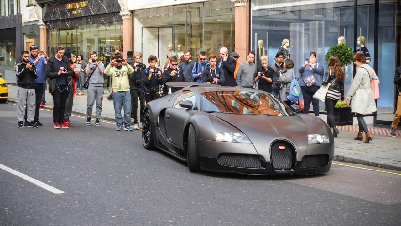 maxresdefault Exciting Bugatti Veyron Zero to Sixty Cars Trend