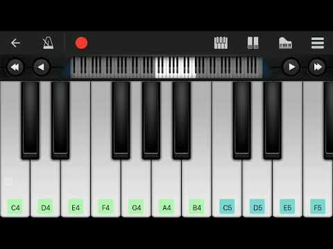 Мот - Капкан - Perfect Piano