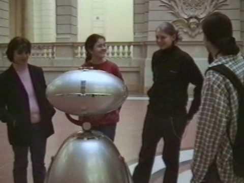 Un modelo de robot en Berlín que en Asturias cuesta 700.000 euros