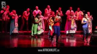 Soweto Gospel Choir, 27.11.2013, Wiener Stadthalle, Video 1