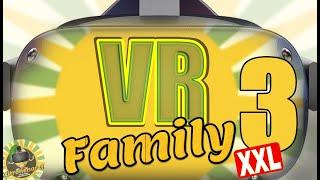 VR Family Show 3 - Die lustige VR Youtuber Show. VR Spiele