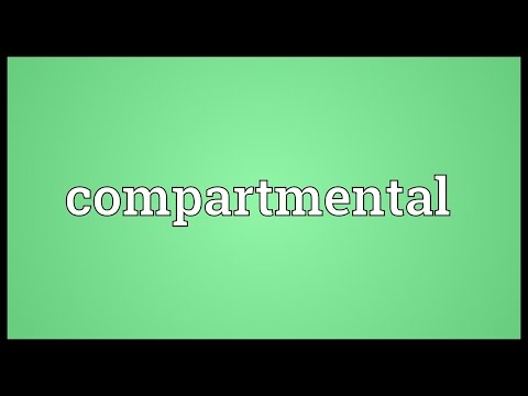 Header of compartmental
