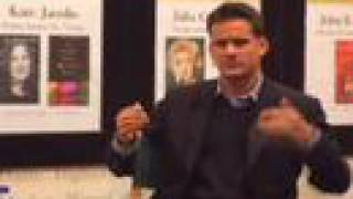 Jordan & Aimard: Offstage at Barnes & Noble (2 of 4)