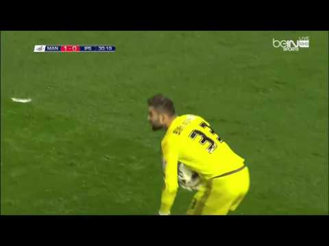 Juan Mata's exquisite control during Man...