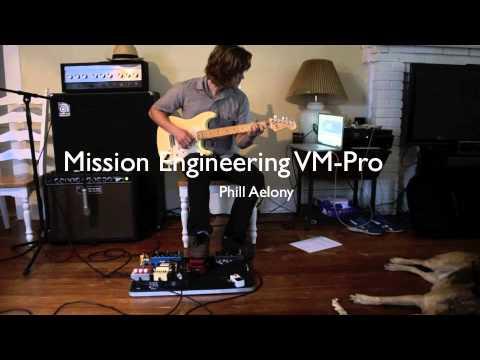 Mission Engineering VM-Pro Volume Pedal