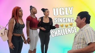 Ugly Singing Challenge PT.2 with QUEEN