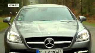 Compare it! Mercedes SL and Mercedes SLK - the star convertibles square off | drive it