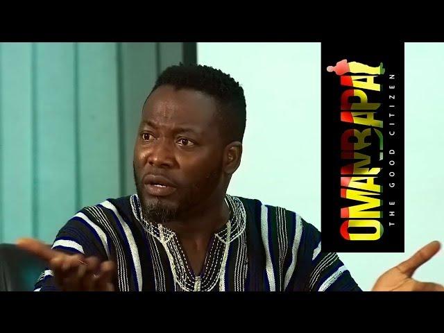 OMANBAPA Episode 7 - Character Profile: Kwame Brimpong | TV SERIES GHANA