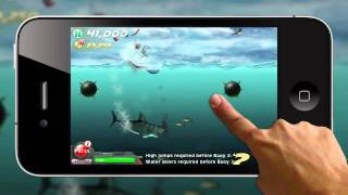 Official Jaws™ Revenge iOS Launch Trailer