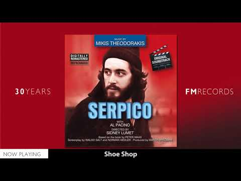 Mikis Theodorakis - Serpico (Original Soundtrack) (Full Album)