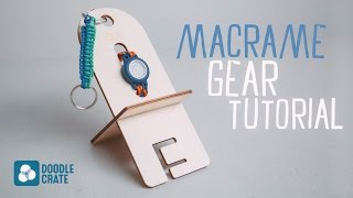 Make your own Macrame Gear
