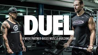 Duel: Marc Megna's 6-Week Partner-Based Muscle-Building Plan   Promo