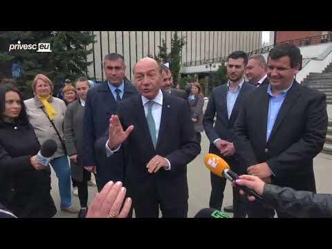 Dialogul dintre Traian Băsescu și o moldoveancă din Bălţi