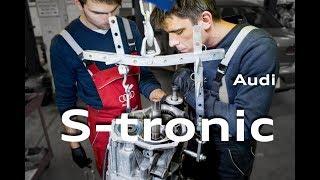 AUDI A5 TDI QUATTRO S-Tronic ремонт на скоростна кутия | Das Auto Service - Част I