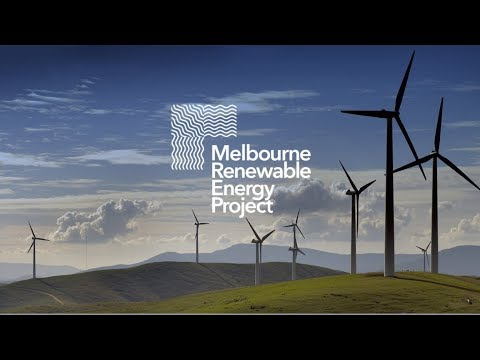 Melbourne Powers Ahead with Wind Power