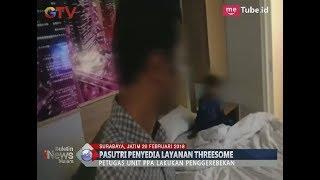Download Video Ironis!! Pasutri Pelaku Threesome Ajak 2 Anak Dibawah Umur ke Hotel - BIM 20/02 MP3 3GP MP4