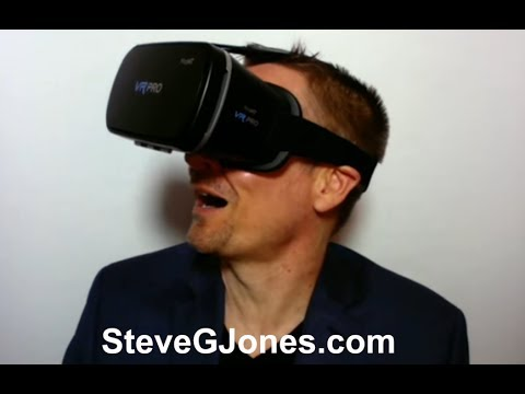 How to Use Virtual Reality Hypnosis | Dr. Steve G. Jones