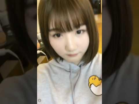 SNH48 李清扬 Li QingYang 170216口袋直播