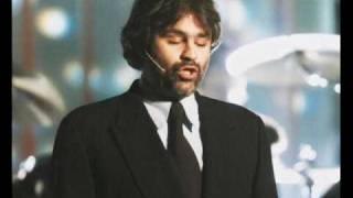 Watch Andrea Bocelli Domani video
