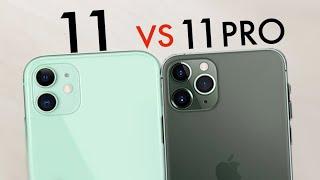 iPhone 11 Vs iPhone 11 Pro! (Quick Comparison)