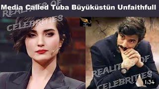 Why Tuba Büyüküstün Ignored Engin Akyürek  In Award Show? Reason By Media With S