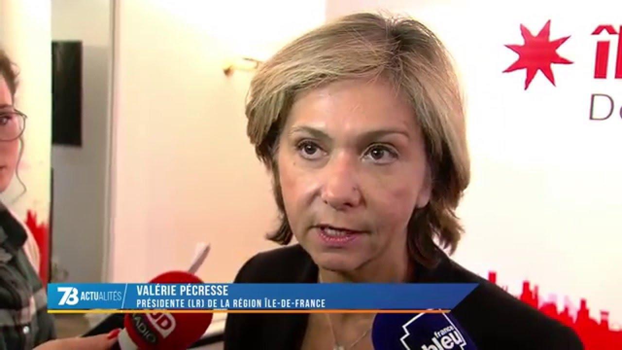 Île-de-France : Valérie Pécresse lance officiellement ses chantiers pour la région