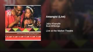 Amangisi (Live)