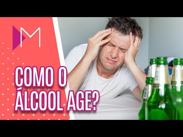 Como o álcool age no cérebro humano? - Mulheres (22/02/2019)