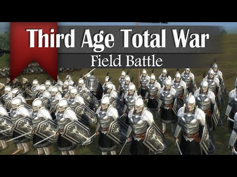 Arnor Answer the Call! - Third Age Total War (2v2 Online Battle #17)