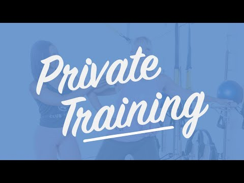 Elevate your Pilates practice with Private Training.