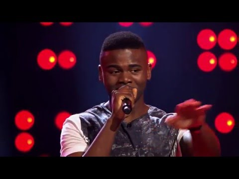 David zingt 'A song for you' | Blind...