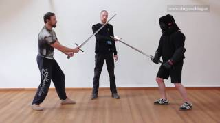 Learn Sword Fighting 14 - The Schielhau against Pflug