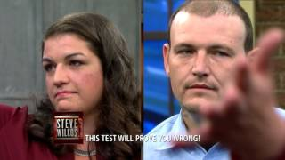 Robin And Patrick Come To Terms With Their Future (The Steve Wilkos Show)
