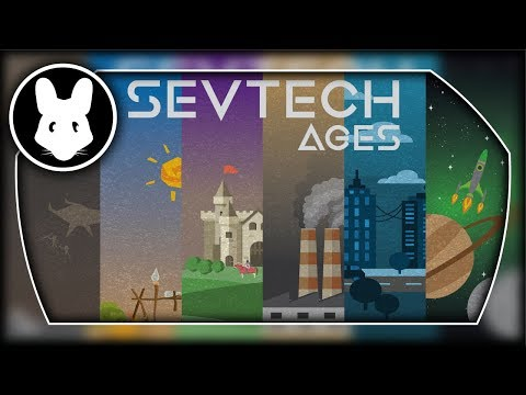 SevTech Ages - Let There Be Light! Part 1 - Mischief of Mice!