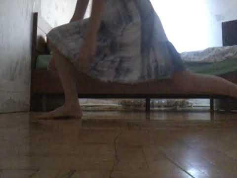Как сесть на поперечный шпагат !БОЛЕЕ 2 МИНУТЫ