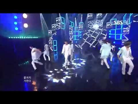 infinite-[chaser]-@sbs-inkigayo-popular-song-20120610